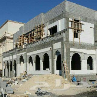 مؤسسة فن البناء للمقاولات العامة والمباني