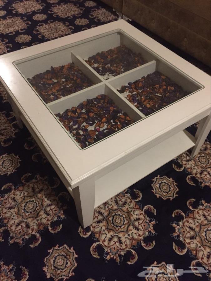 الرياض - طاولة ضيافه وبحالة