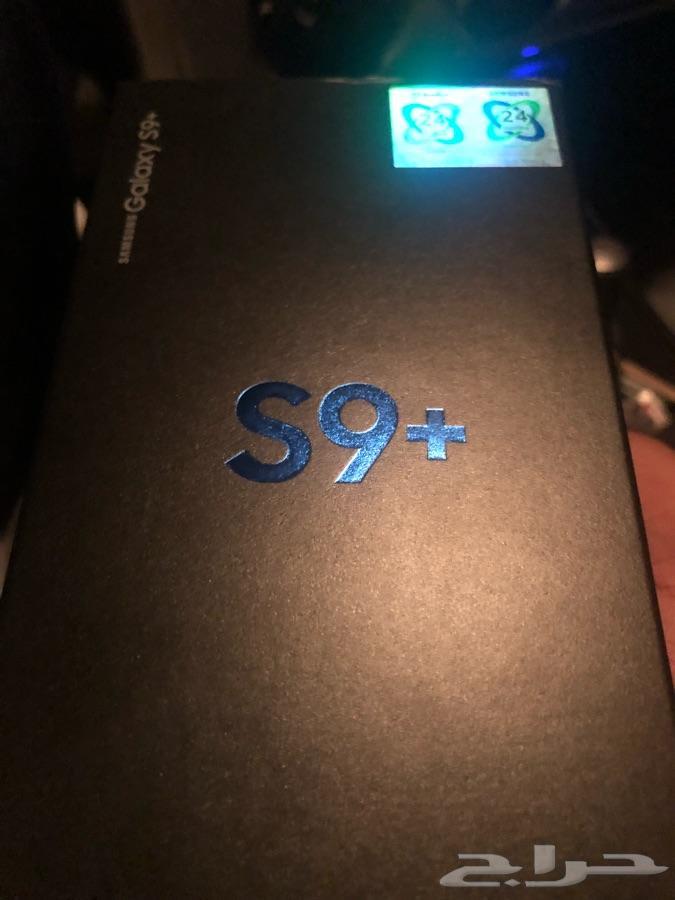 جوال جلكسي s9 بلس