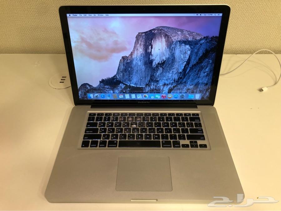 MacBook Pro 15 4-inch ماك بوك برو 15 4