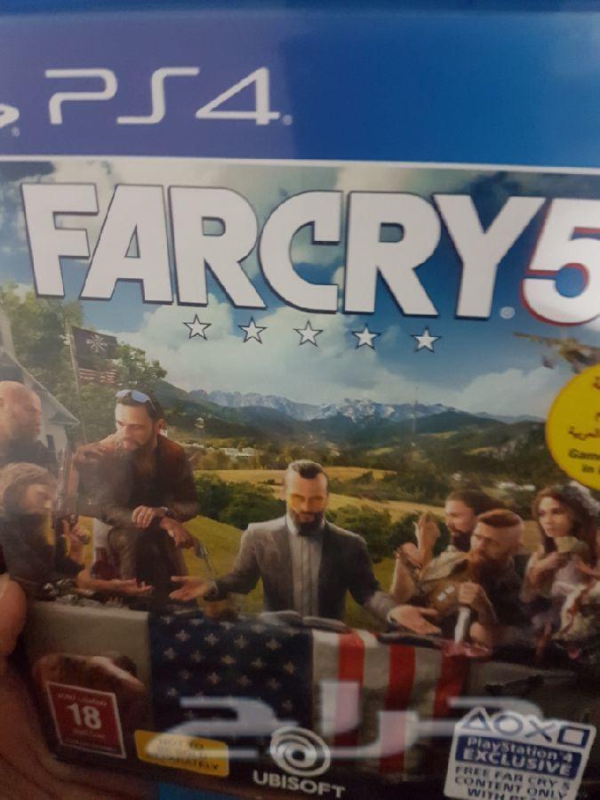 شريط فار كراي 5 للبيع far cry 5