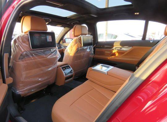للبيع BMW 730Ii ام كت