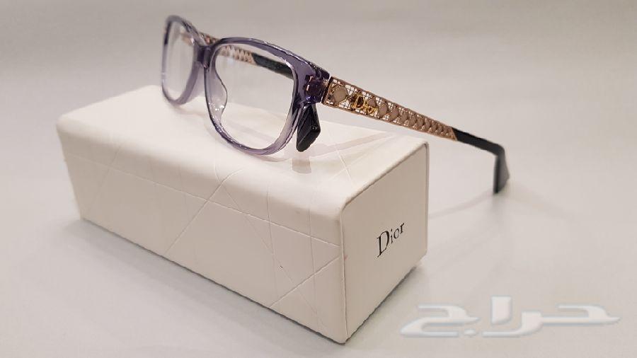 نظارات شمسية أصلية ماركة كريستيان ديور