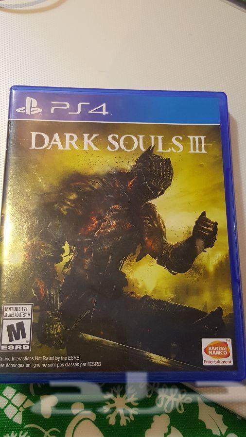 شريط dark souls 3 دارك سولز 3