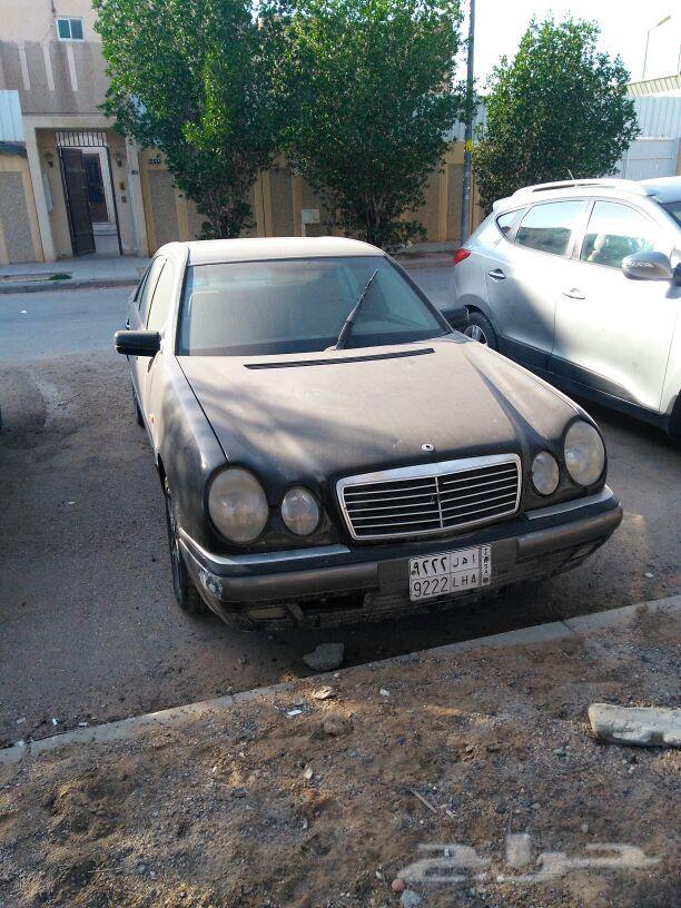 مرسيدس E240