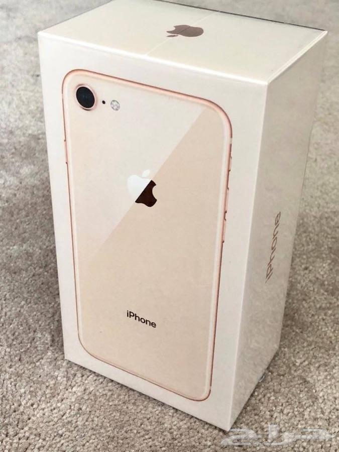 تم البيع ايفون 8 جديد