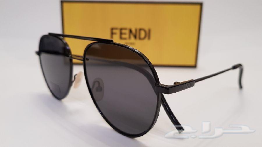 نظارة شمسية اصلية ماركة فيندي