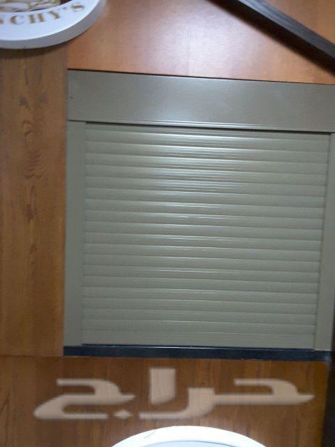 شتر ألمنيوم للنوافذ والابواب