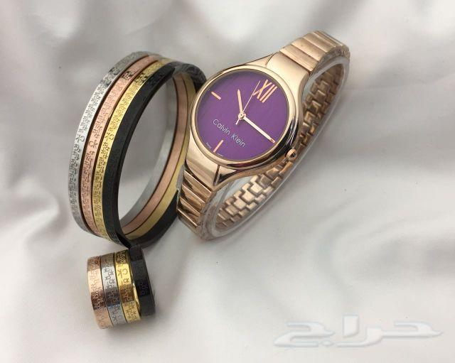 ساعة ماركة ck كلفن كلاين