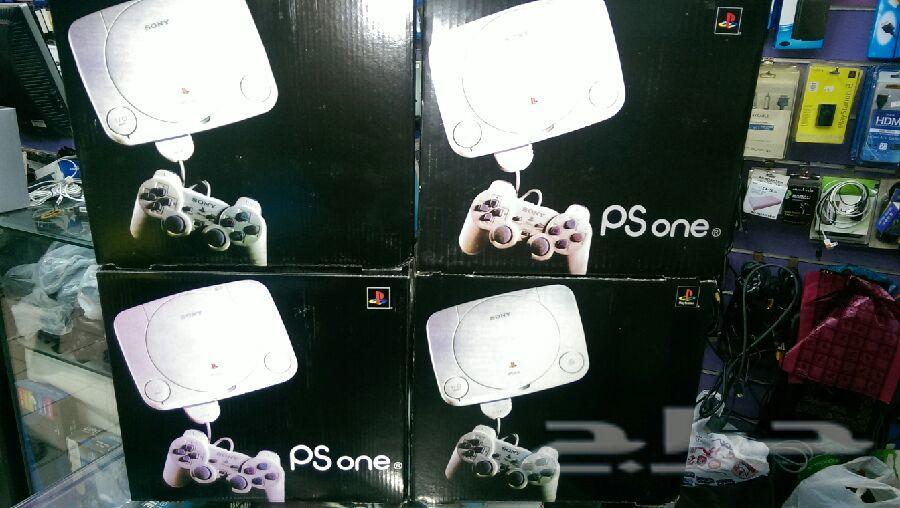 أجهزة بلاي ستيشن 1 PS One  سوني ون