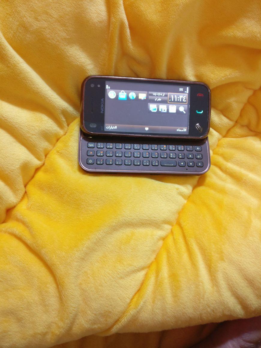 تبوك   جوال نوكيا N97