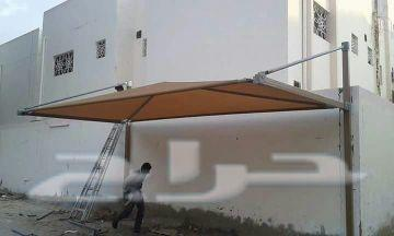 مظلات سواتر 0558077520