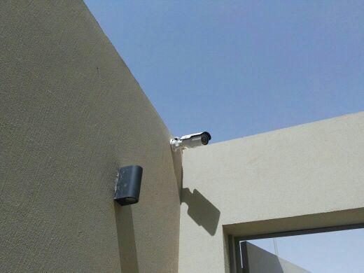 عقد صيانة كاميرات مراقبة معتمد من الداخليه