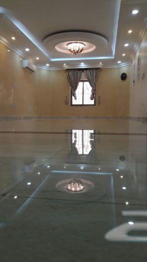 جلي بلاط ورخام في الرياض