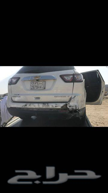 سياره تالف عشان نزل الارباك موديل 2014