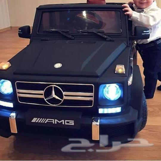 سيارات أطفال مرسيدس فاخرة