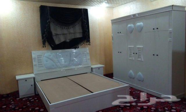 غرف نوم وطني جديد ه جاهزه التركيب 1800ريال