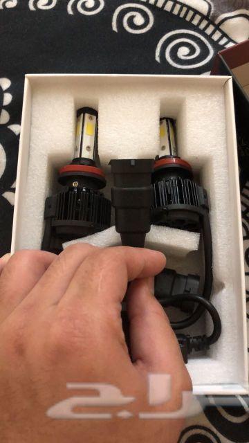 بديل الزينون ليدات لجميع انواع السيارات LED