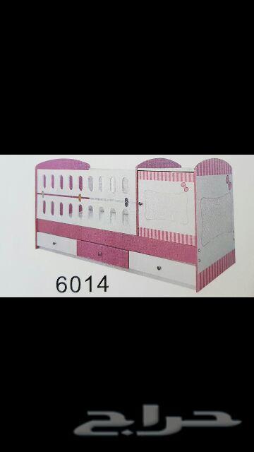 سرير أطفال مميز مع التوصيل بس 999ريال