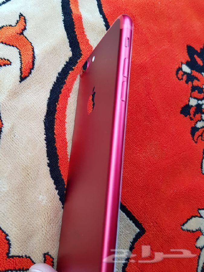 ايفون 7 بلس 128 احمر