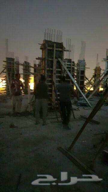 إعمال البناء والمقاولات