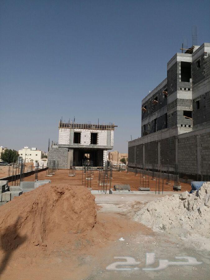 مقاول بناء عام فلل ملاحق مساجد استراحات أسوار