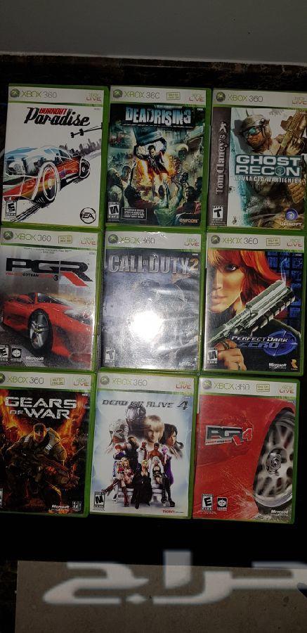 العاب إكس بوكس 360 xbox 360 games