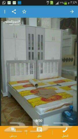 غرف نوم جديده من المصنع مباشر