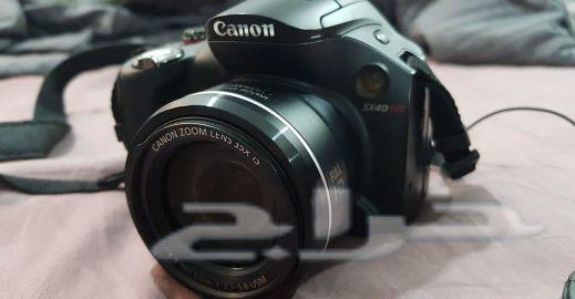canon SX 40