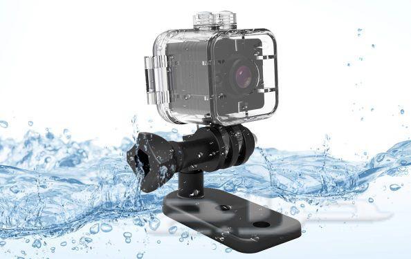 للبيع أصغر كاميرا في العالم FHD وتصوير ليلي