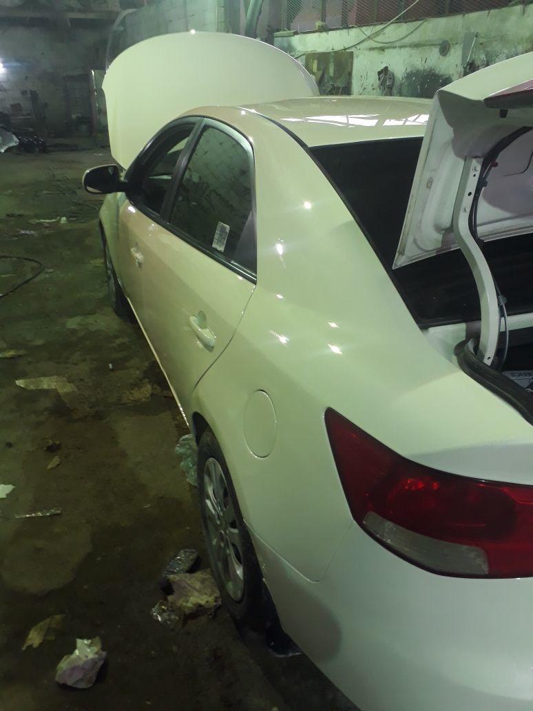 رش مطفي سيارة 450
