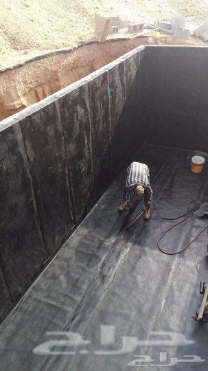 شركة عزل أسطح وخزانات المياه بالطائف