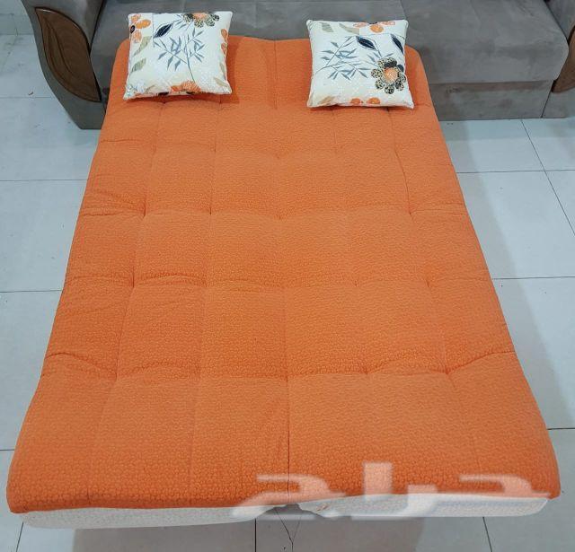 كنب جديد يصير سرير مع توصيل وتركيب