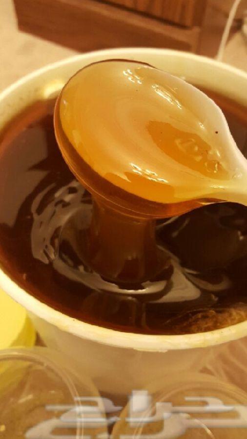 عسل السدر الجبلي وعسل السمره البلدي