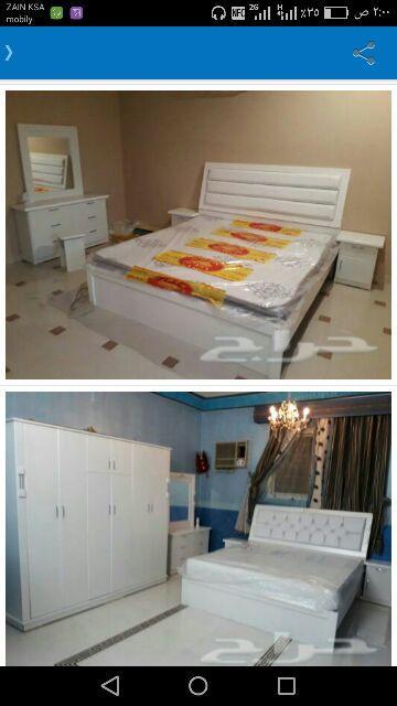 غرف نوم وطني جديد 1300ريال توصيل وتركيب
