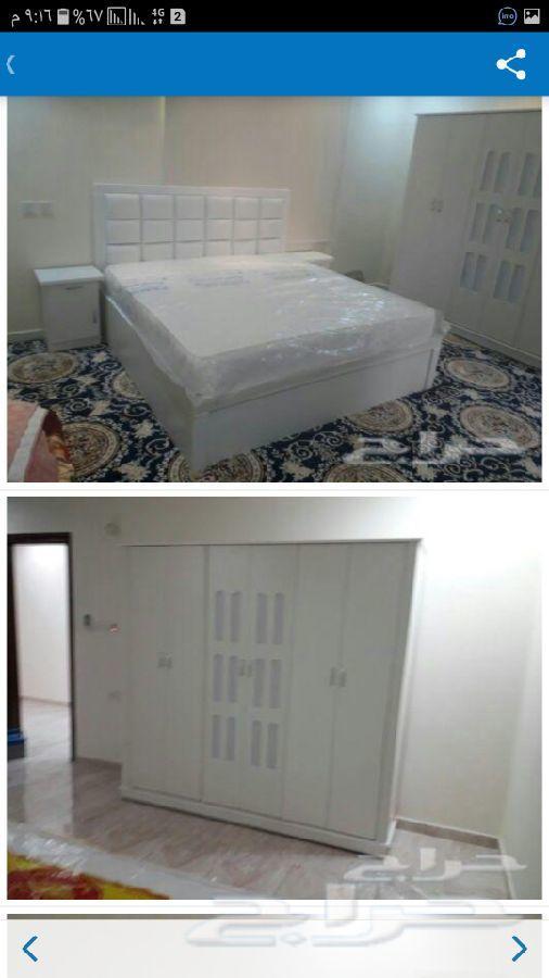 غرف نوم وطنى جديده  1300ريال
