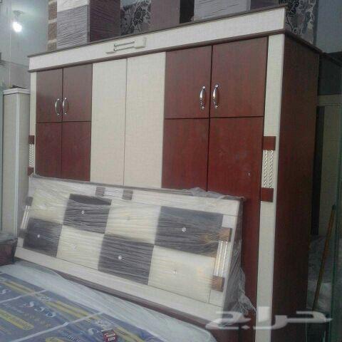 غرف نوم وطني جديد السعر 1700ريال