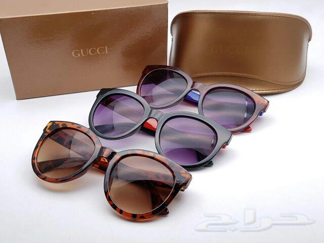 نظارات ماركات عالمية بسعر ثابت وشامل 95 ريال.