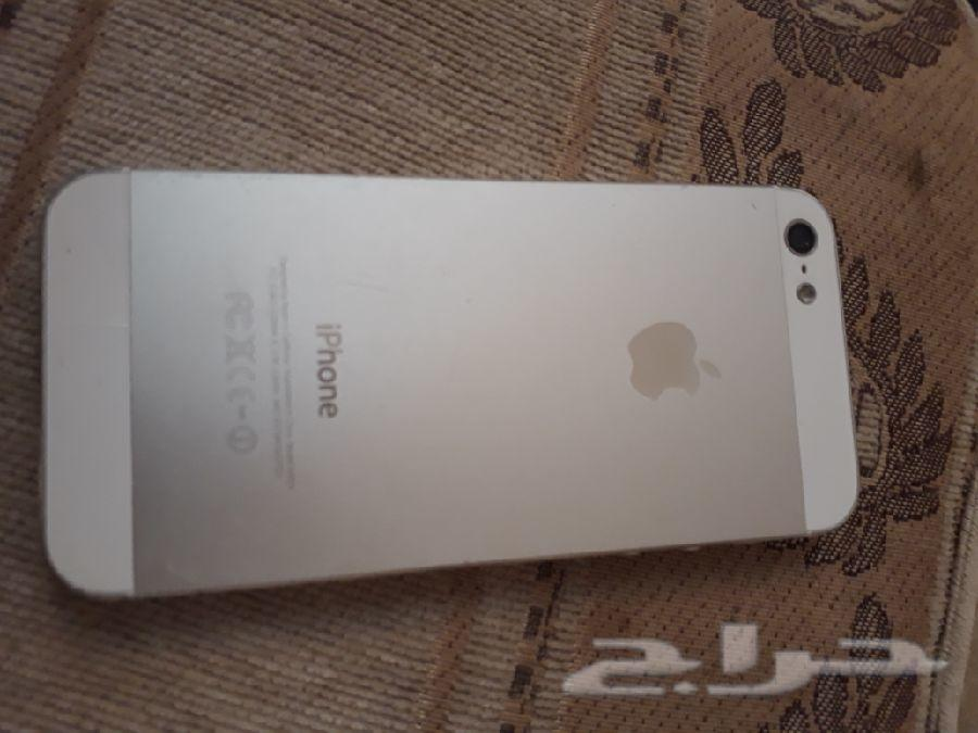 ايفون 5 للبيع نضييف
