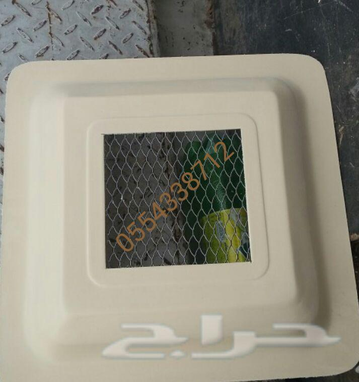أغطية مكيفات خارجية فيبر جلاس أصلي جودة عالية