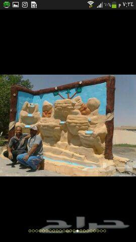 مهندس زراعي وفني ديكورات ابو الهام