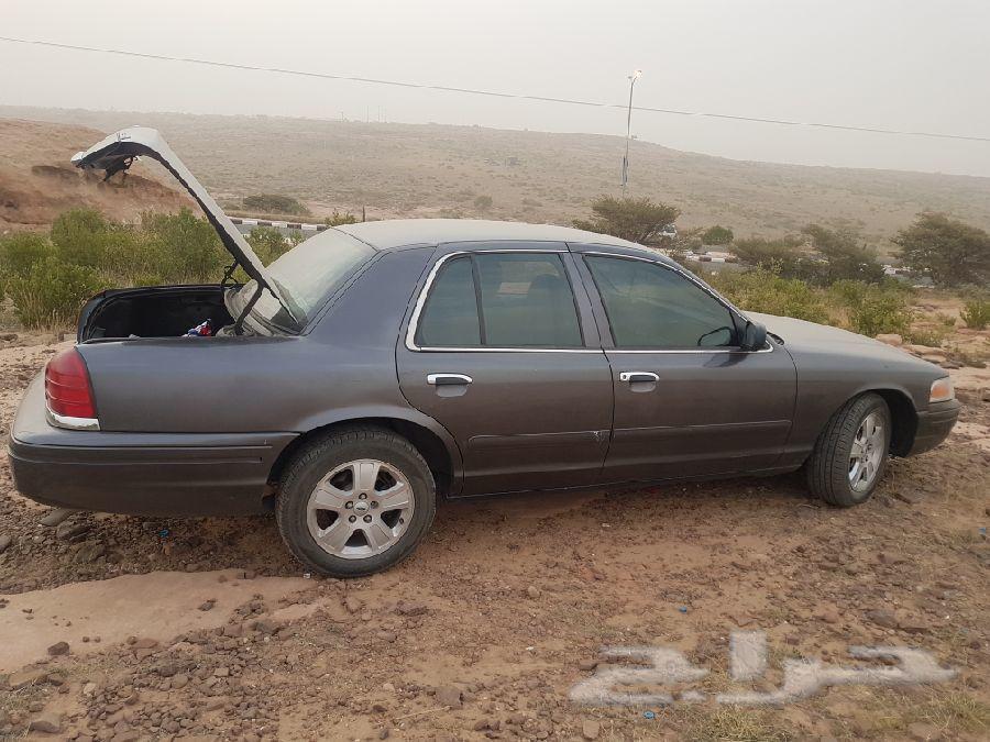 فور فكتوريا 2008 سعودي
