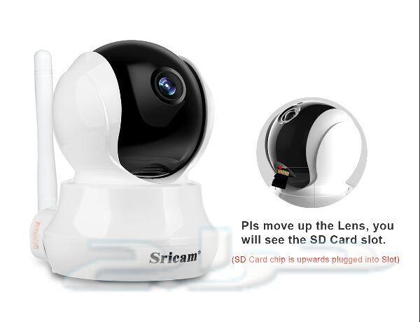 كاميرات مراقبة واي فاي مباشره على الجوال