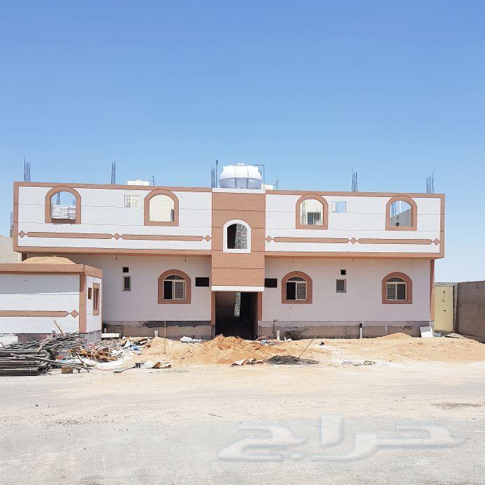 للبيع دور شقتين مساحته 625متر بمخطط الملك فهد
