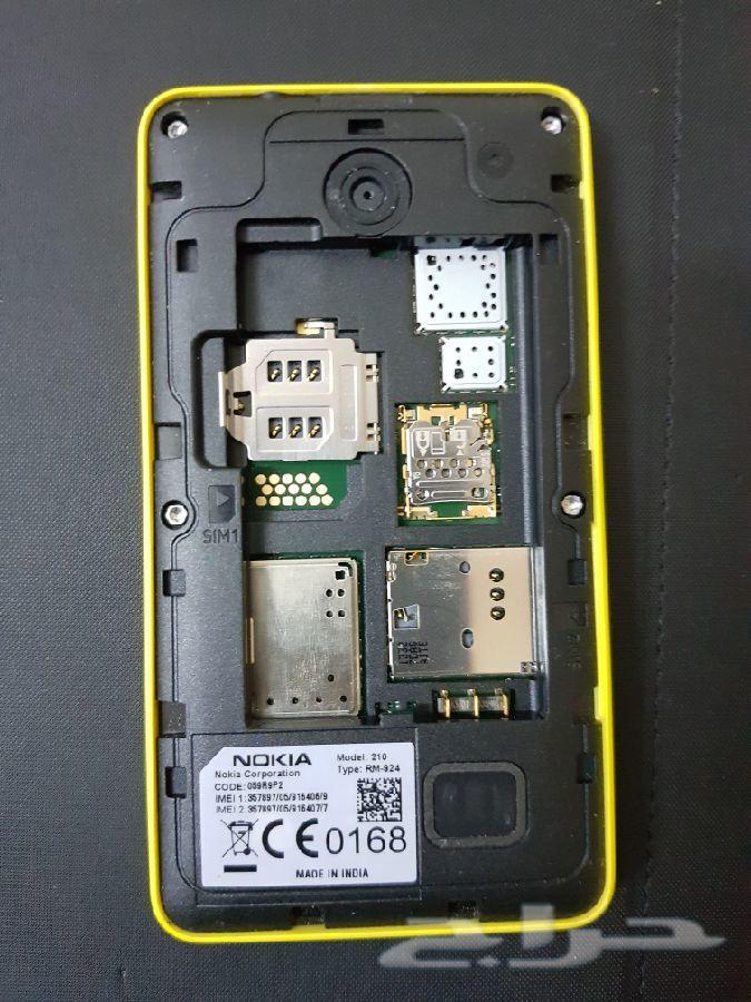 جوال نوكيا Asha 210 للبيع