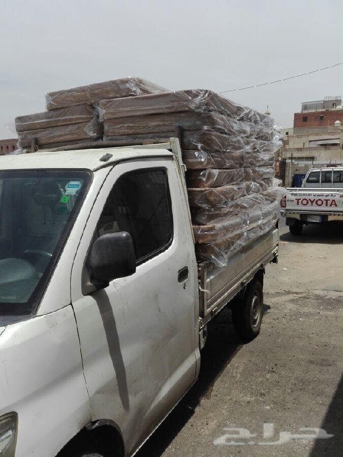 دباب نقل العفش والبضائع داخل وخارج جده