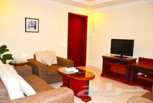 شقة خاخرة بفندق للايجار اليومي والشهري