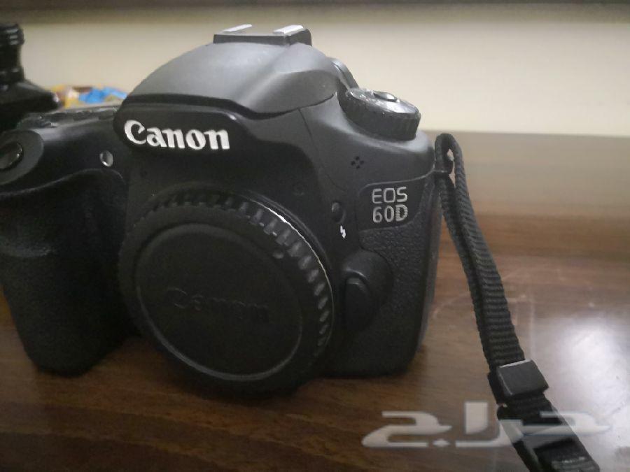كانون 60 دي canon 60D بودي فقط