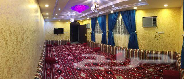 استراحةالجنادريه للايجار اليومي جدة حي الفيصل