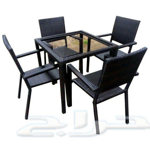 جلسات خيم  مراجيح طاولات طعام